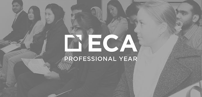 ECA Professional Year Courses, Colleges and Partners ECA PY