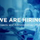 ECA is hiring a Projects and Administrative Officer